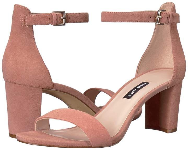 Nine West Pruce Block Heel Sandal High Heels | Block heels