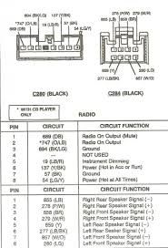 2001 Ford Mustang Ignition Wiring Diagram