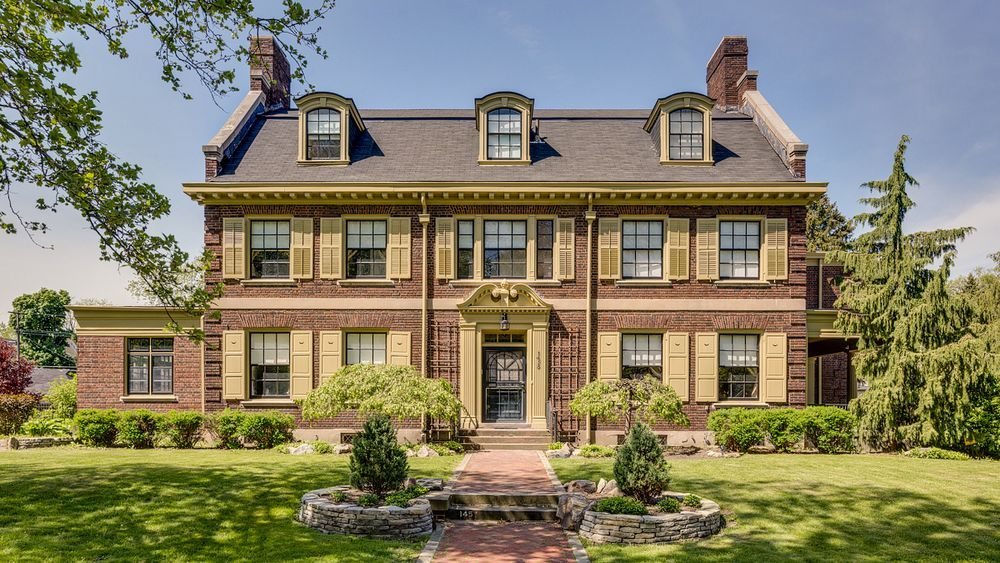 albert kahn house more than doubles price after renovation famous