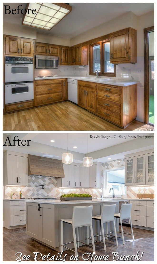 Before & After Home Renovation with Pictures