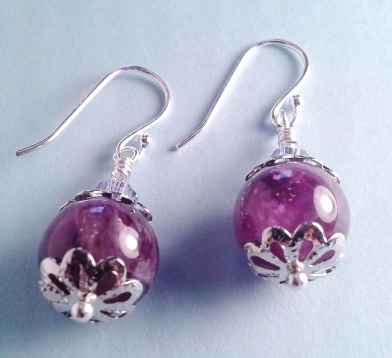 Purple Amethyst Stone Jewelry Looking for exquisite jewelry? Go to http://exquisitearrings.com