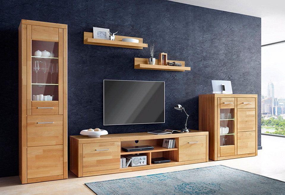 Wohnwand (5-tlg) Jetzt bestellen unter   moebelladendirekt - hülsta möbel wohnzimmer
