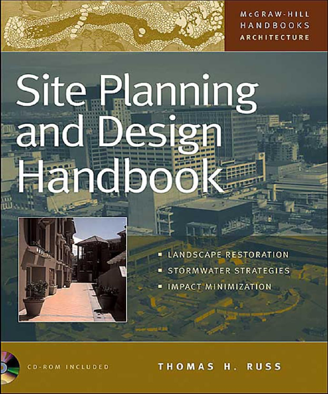 Site planning and design handbook by Eng/Jumaiah - issuu