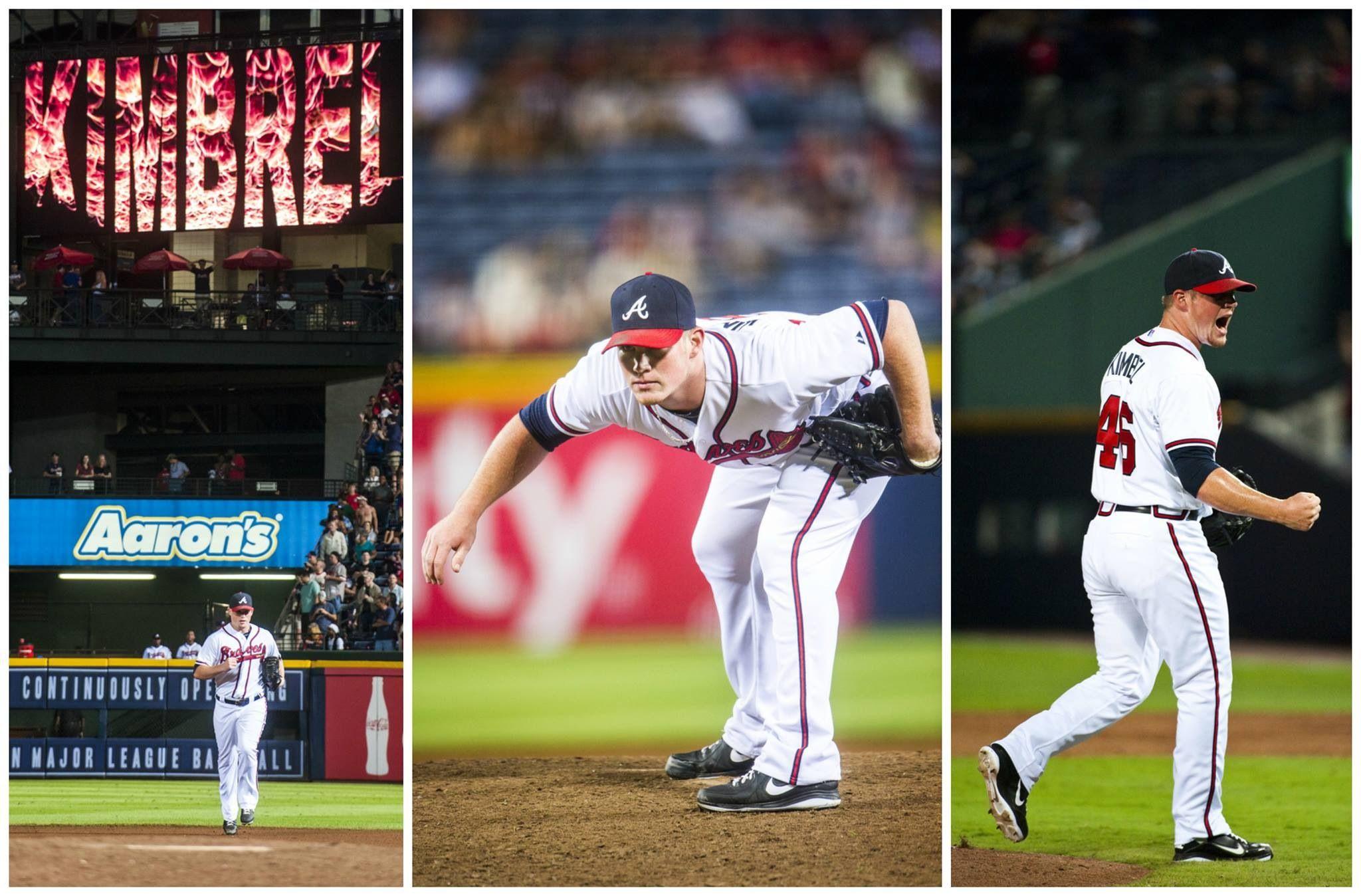 Happy Birthday Craig Kimbrel Atlanta Braves Braves Braves Baseball