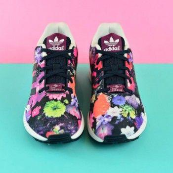 adidas zx flux flores