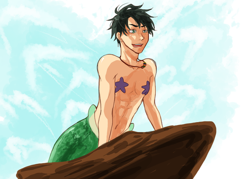 PJO as The Little Mermaid<---I think we've lost it.<---I don't think we even had it