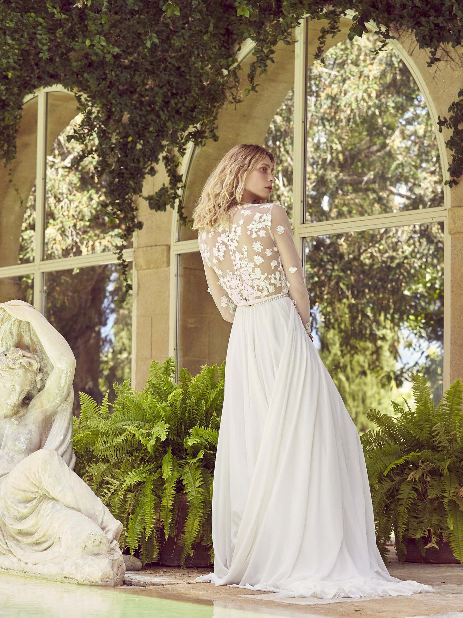 Französische Brautkleider — Oh Oui in 11  Hochzeitskleid spitze