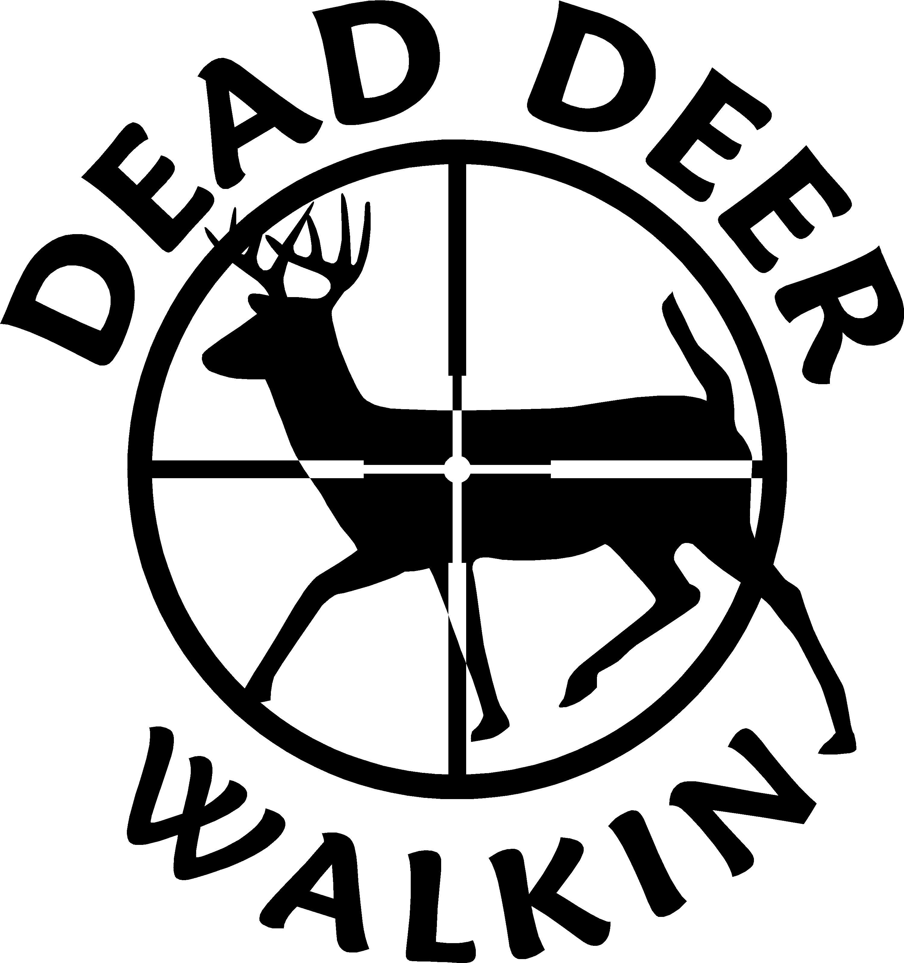 Deer Hunting Window Decals And Window Stickers