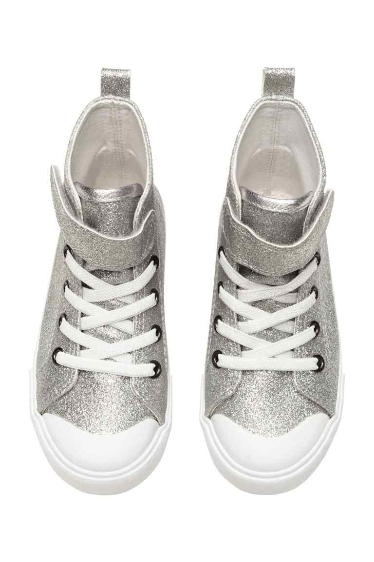 Buty Sportowe Srebrny Dziecko H M Pl Baby Shoes Shoes Running Shoes