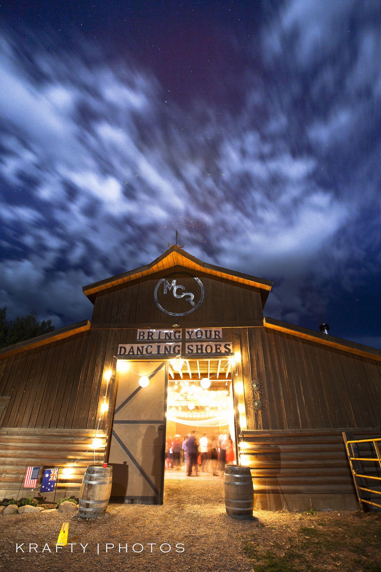 Moose Creek Ranch Victor Idaho And Barn Wedding Venue