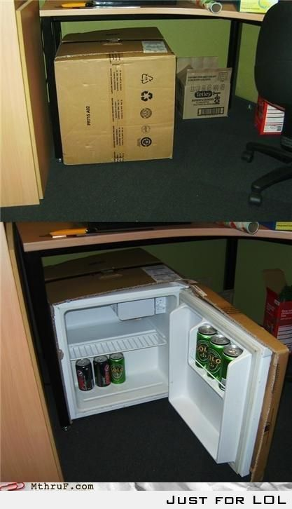 Hidden Fridge Cool Stuff Funny Funny Pictures
