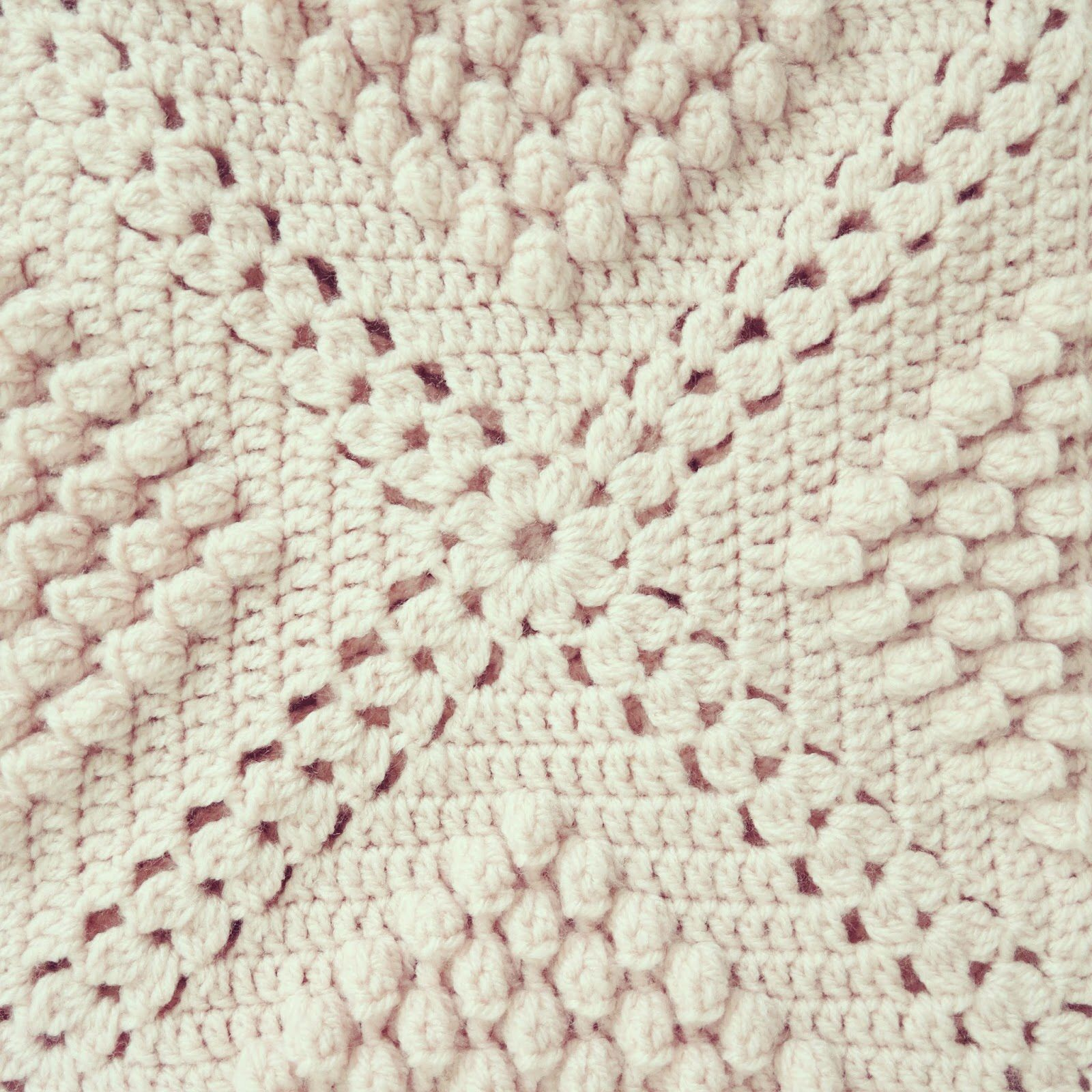 Free square pattern | Crochet | Pinterest