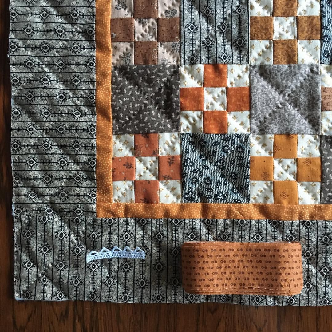 Mi Piace 195 Commenti 10 Heike Schneider Password Quilt Su Instagram Bind Me Bind Me No Time For Sewing Lately D Quilt Patterns Quilts 10 Things