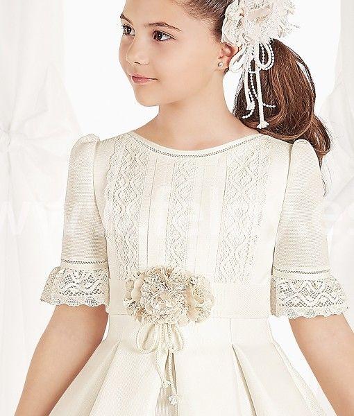 Vestidos de primera comunion carmy