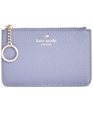 Kate Spade Christmas Cards 2019.Kate Spade New York Cobble Hill Large Card Holder Blue