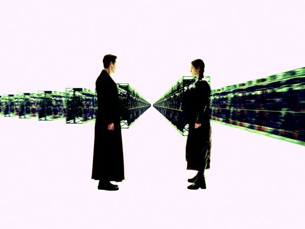Learn to use guns - The Matrix