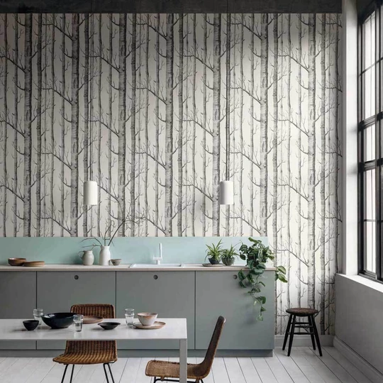 Woods Wallpaper Contemporary Collection Cole Son Met