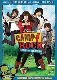 Camp Rock Disney Channel Filmes Da Disney Camp Rock Filmes