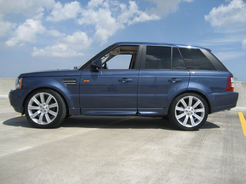Coded Cairns Blue Rrs Hse Dream Cars Range Rovers Range Rover Range Rover Sport