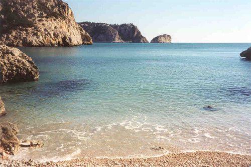 36 Calas Y Playas Ideas Javea Spain Spain Outdoor