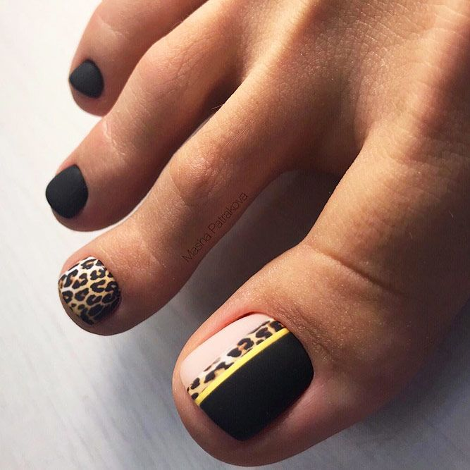Over 50 Fun Toe Nail Designs To Go Crazy Over Naildesignsjournal Com Toe Nail Designs Feet Nail Design Cute Toe Nails