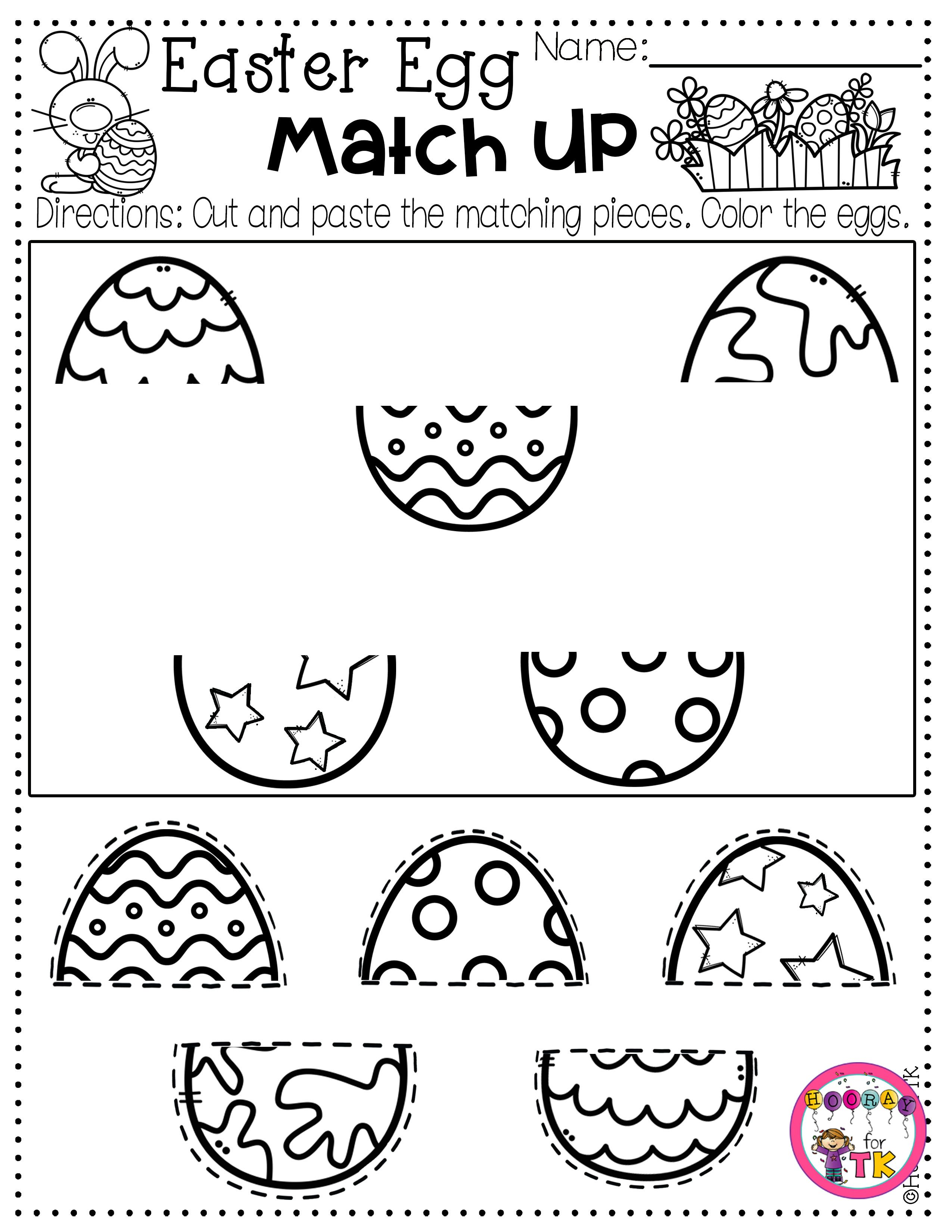 Pin On Easter Activities