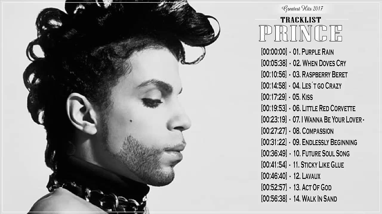 Prince Album The Hits