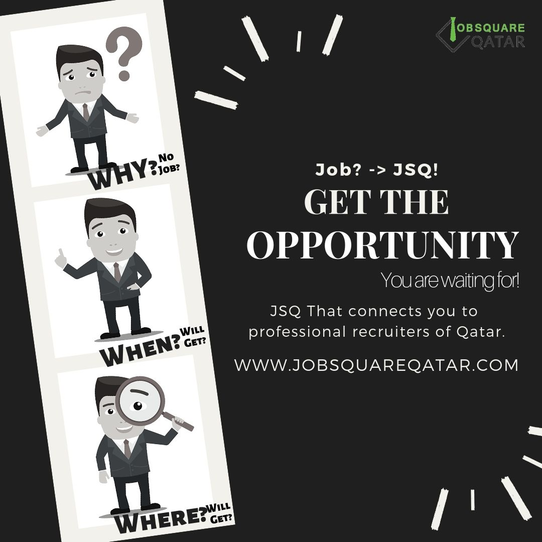 Jsq Opens The Opportunity For Qatar Through Its Regular And Premium Ad Plans Advertise Today To Get The Chance You Are Looking For J With Images Online Jobs Job Ads Job