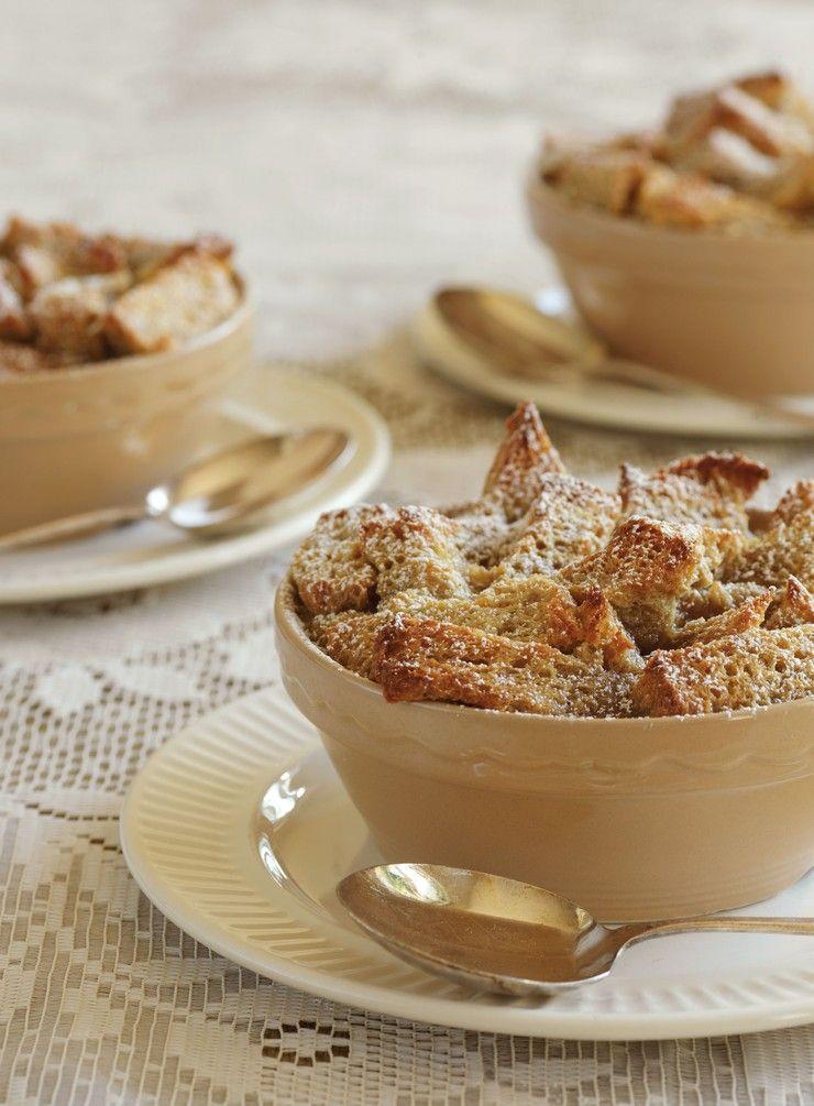 Cappuccino Bread Puddings Recipe Pudding Bread Pudding Ingredients Recipes