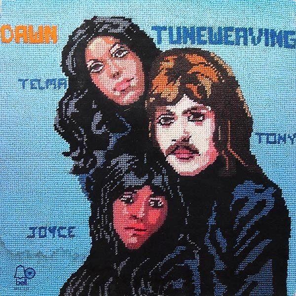 Dawn Featuring Tony Orlando - Tuneweaving CANADA 1973 Lp vg++