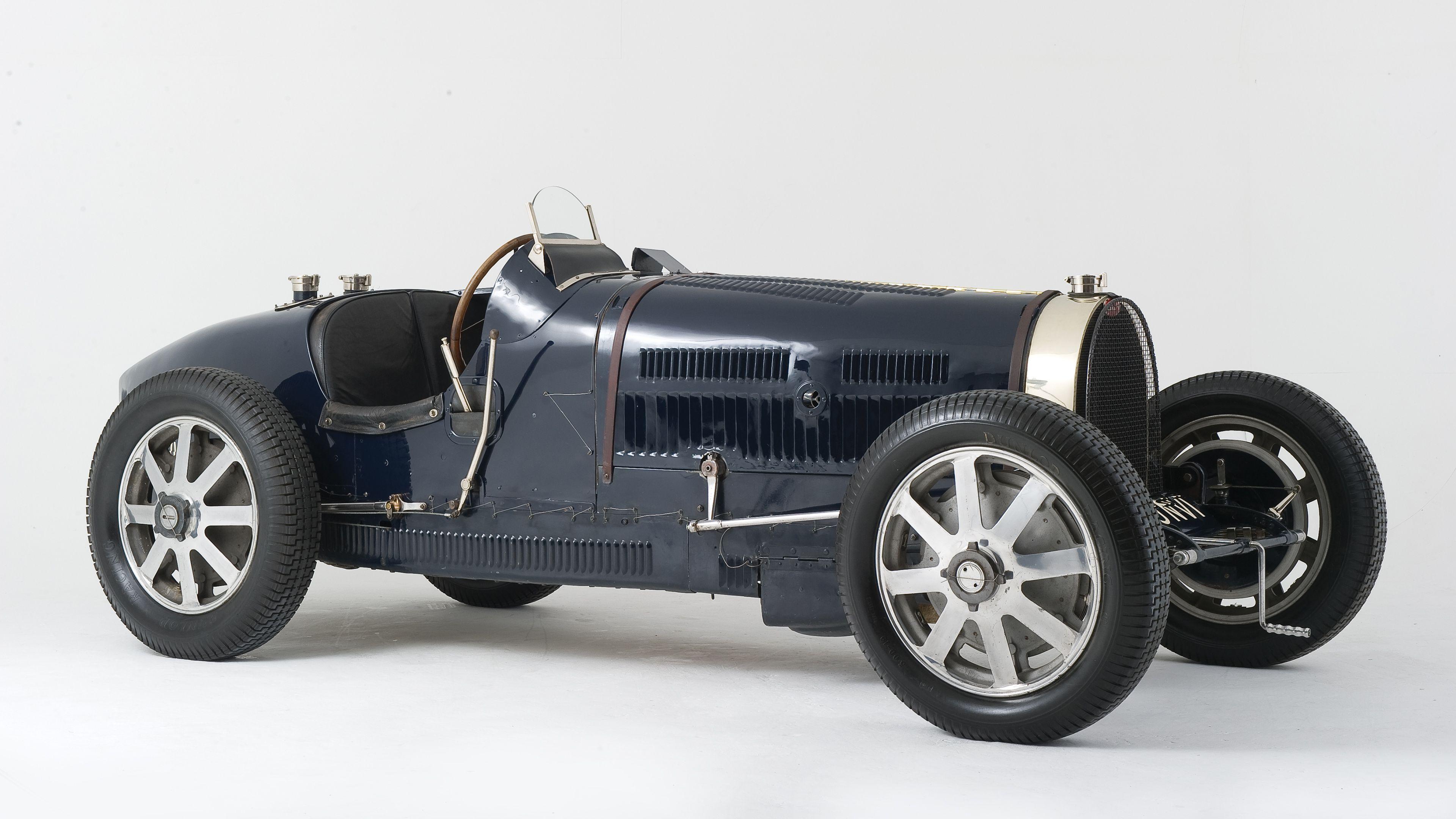 Bugatti Type 51 Grand Prix Racing Car 1931 dise±o