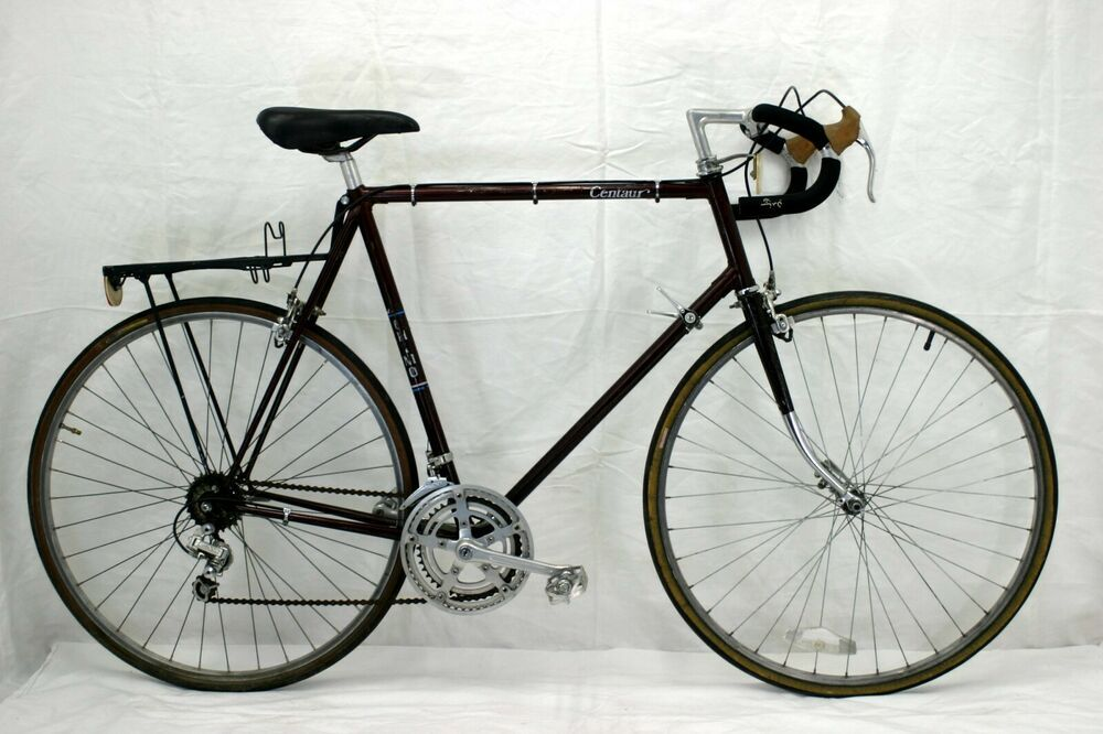 Chimo Centaur Vintage Touring Road Bike Xl 63cm 70 S Suntour Dia Compe Charity Chimo Road Bike Vintage Touring Road Bike Bike Riding Benefits