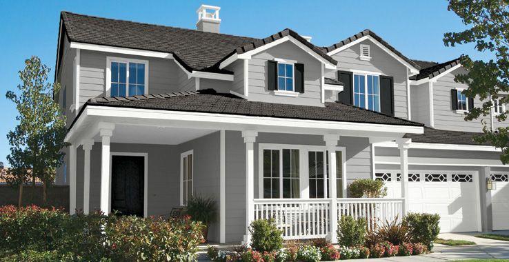 Help Choosing Exterior Colors House Paint