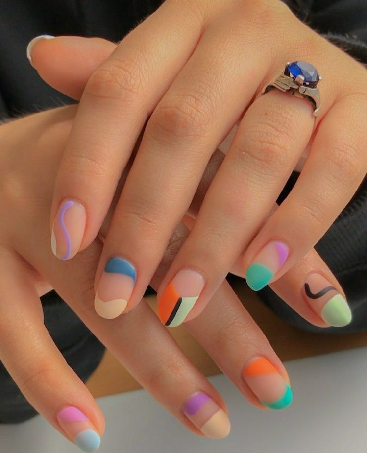 23 Minimalist Nail Designs - Fall Inspiration - Cl