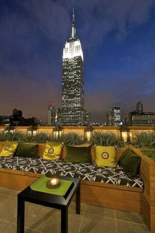 The Strand Hotel Rooftop Bar (With images) | Nyc hotels ...