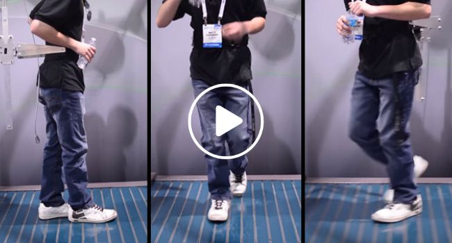 This Badass Omnidirectional Treadmill Let's You Decide Which Direction To Move