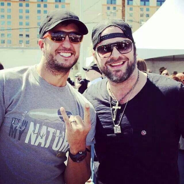 Luke Bryan & Lee Brice