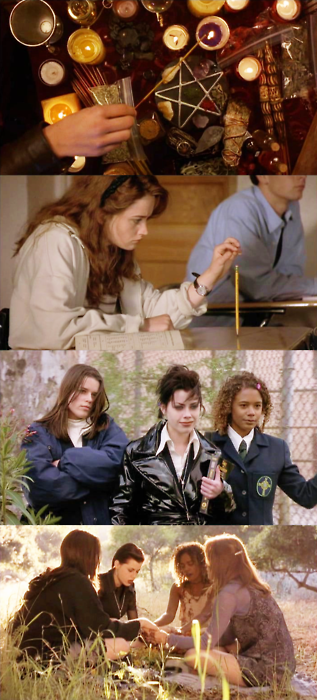 The Craft, 1996 i use to watch this movie over and over