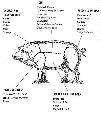 322809d98f2d2af8dbfea808d7b2b89f pork diagram here is a helpful diagram that shows you the many
