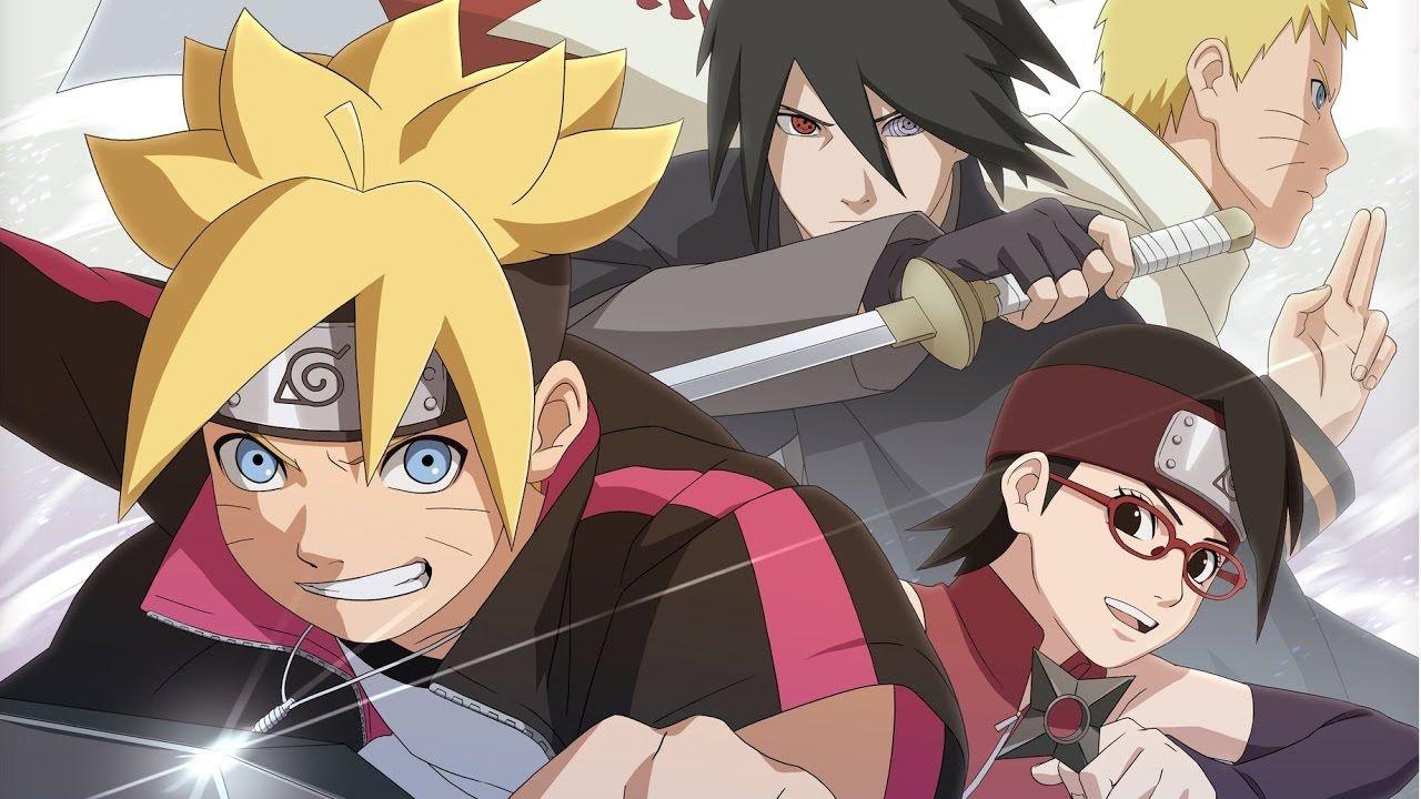 Boruto Naruto O Filme Completo Dublado Naruto Shippuden Anime Boruto