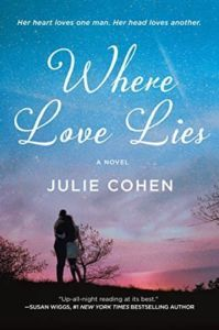 Review: Where Love Lies by Julie Cohen