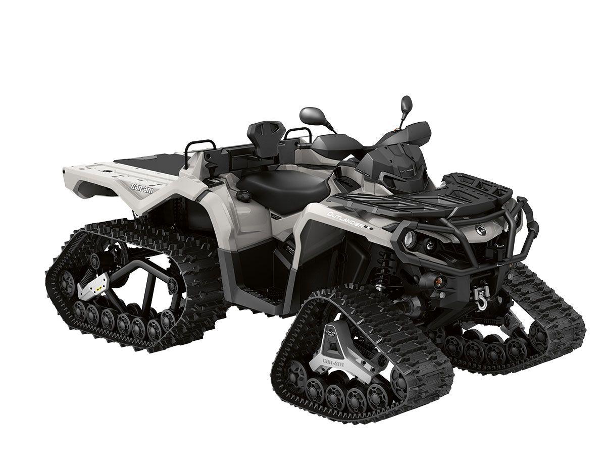 Can Am Atv >> Can Am Atv Apache 360 Lt Track System Outlander 6 X 6