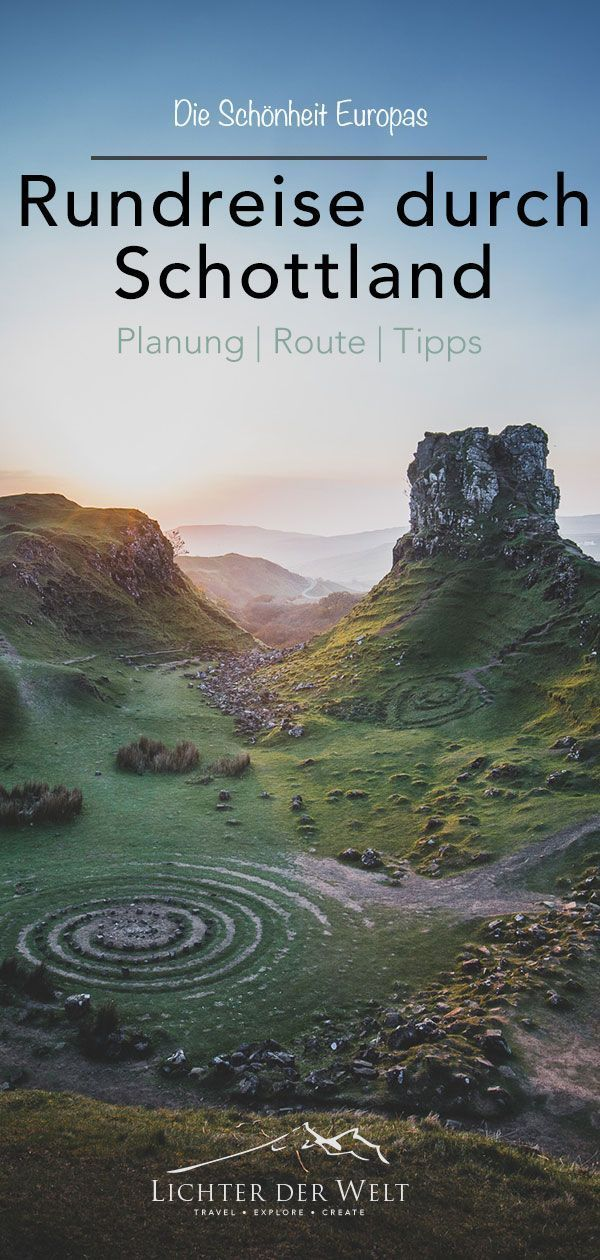Photo of Scotland round trip – planning, tips and beautiful spots