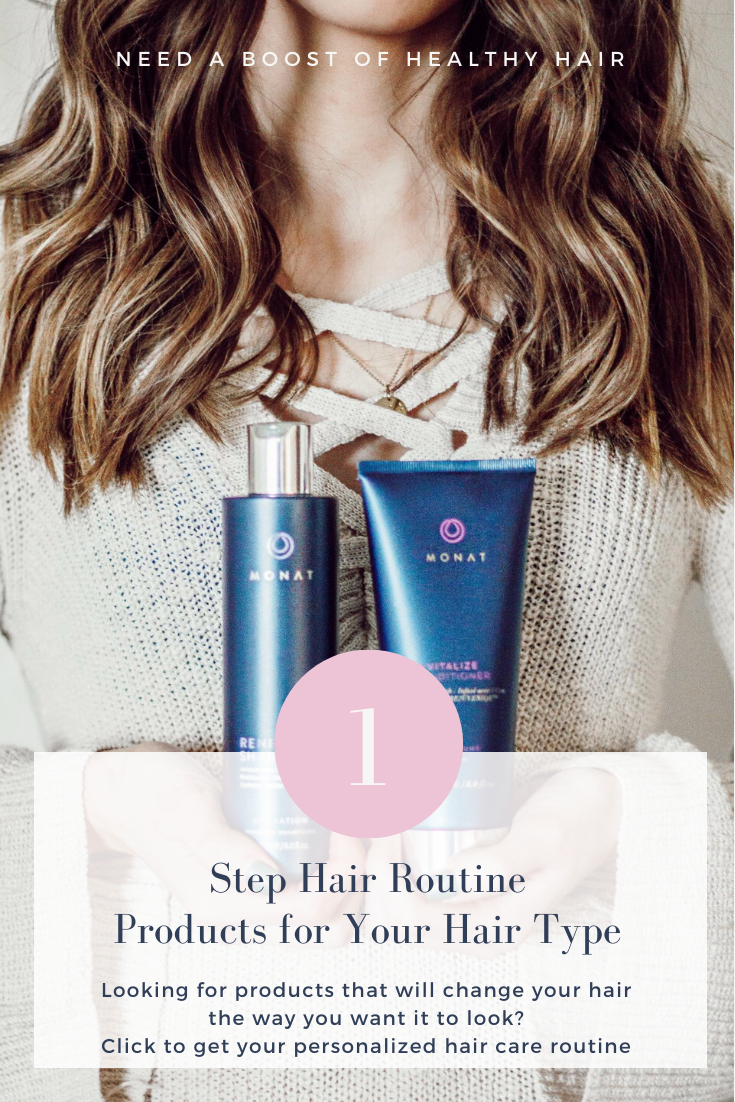 Get healthy hair, Repair your hair - Monat Hair