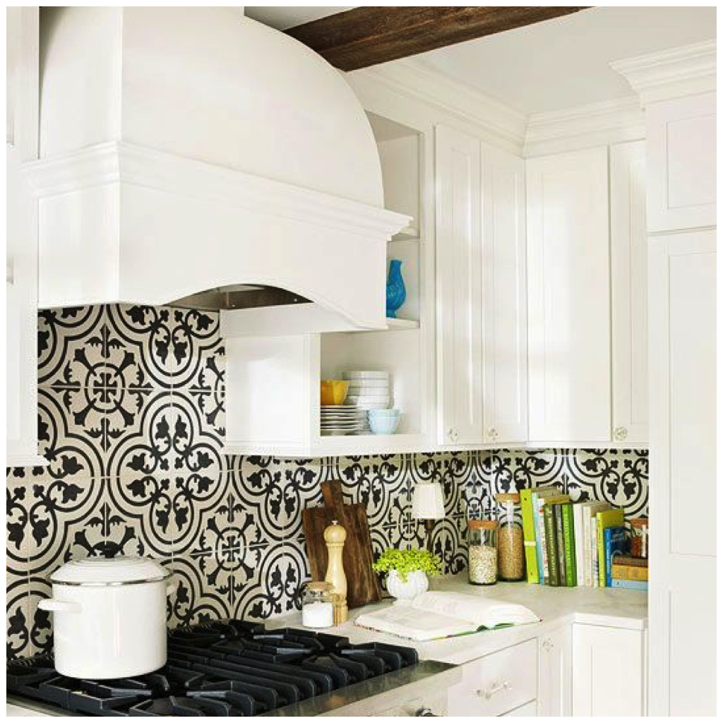 22 Inspirational Kitchen Tile Patterns (With images