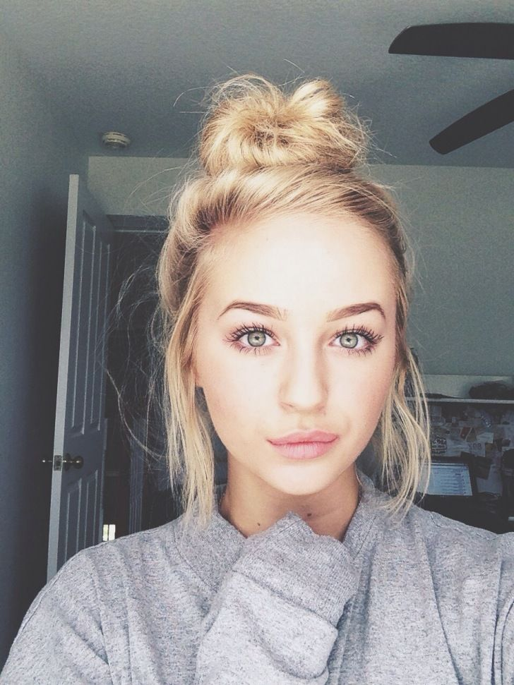 Makeup For A Lazy Day Hair Styles Hair Makeup Natural Makeup Looks
