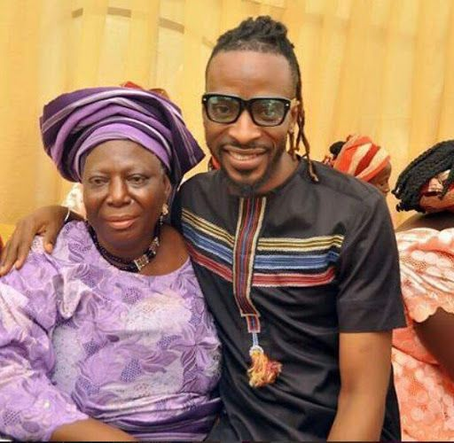 Photos: Artist Nice Poses With Her Beautiful Mother