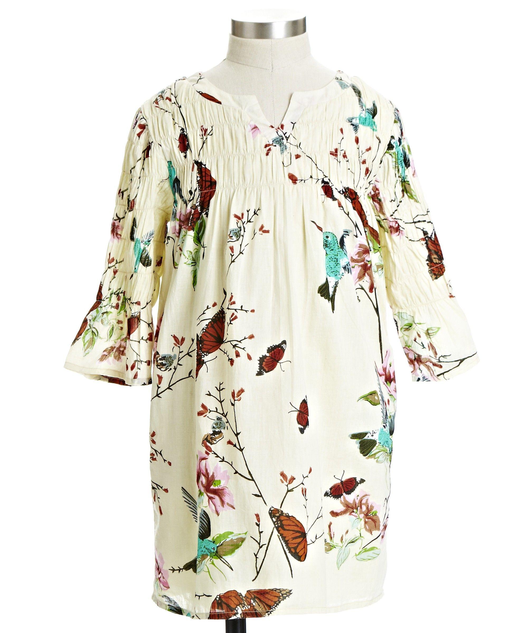 Feather Dress - Girls - Shop - new arrivals | Peek Kids Clothing