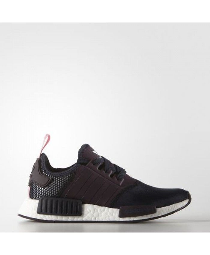 e3860e6b2f661 Adidas Originals NMD R1 Legend Ink Mineral Red Semi Pink Glow S75232 Using  high-quality materials and very avant-garde design.
