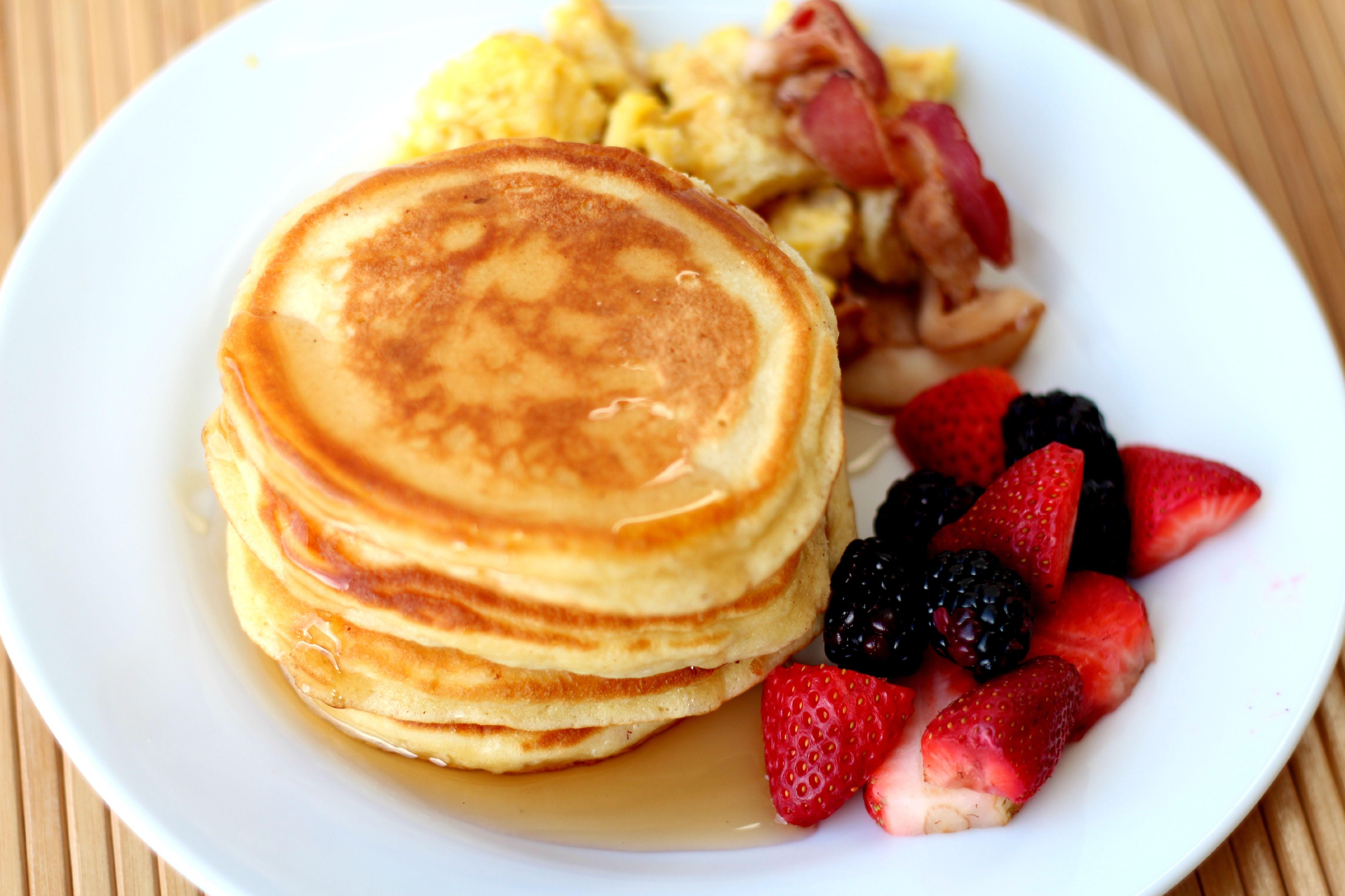 The Best Homemade Pancakes Recipe Ever Recipe Best Pancake Recipe Easy Homemade Pancakes Recipes